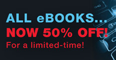 50% off eBooks