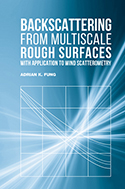 Backscattering from Multiscale Rough Surfaces with Application to Wind Scatterometry