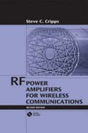 RF Power Amplifiers for Wireless Communications, Second Edition