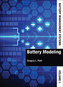 Battery Management Systems, Volume 1: Battery Modeling