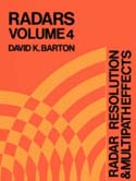 Radars, Volume 4: Radar Resolution & Multipath Effects