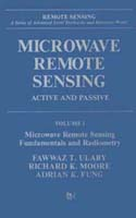 Microwave Remote Sensing: Active and Passive Volume I: Fundamentals and Radiomet