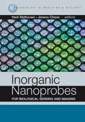 Inorganic Nanoprobes for Biological Sensing and Imaging
