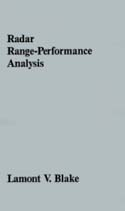 Radar Range Performance Analysis