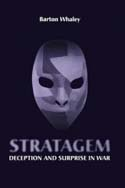 Stratagem: Deception and Surprise in War