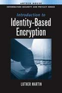 Introduction to Identity-Based Encryption