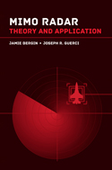 MIMO Radar: Theory and Application
