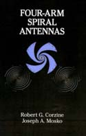 Four-Arm Spiral Antennas