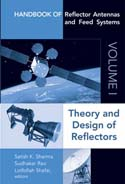 Handbook of Reflector Antennas and Feed Systems Volume I: Theory and Design of Reflectors