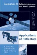 Handbook of Reflector Antennas and Feed Systems Volume III: Applications of Reflectors