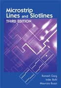 Microstrip Lines and Slotlines, 3rd Edition