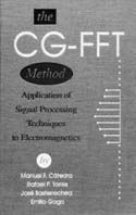 The CG-FFT Method: Application of Signal Processing Techniques to Electromagnetics