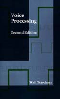 Voice Processing, Second Edition