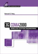 3G CDMA2000 Wireless System Engineering