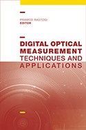 Digital Optical Measurement Techniques & Applications
