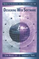 Guide to Standards and Specifications for Designing Web Software