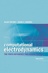 ARTECH HOUSE USA : Computational Electrodynamics, Third Edition
