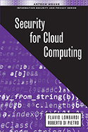 Security for Cloud Computing