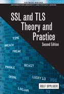 SSL and TLS: Theory and Practice ,Second Edition